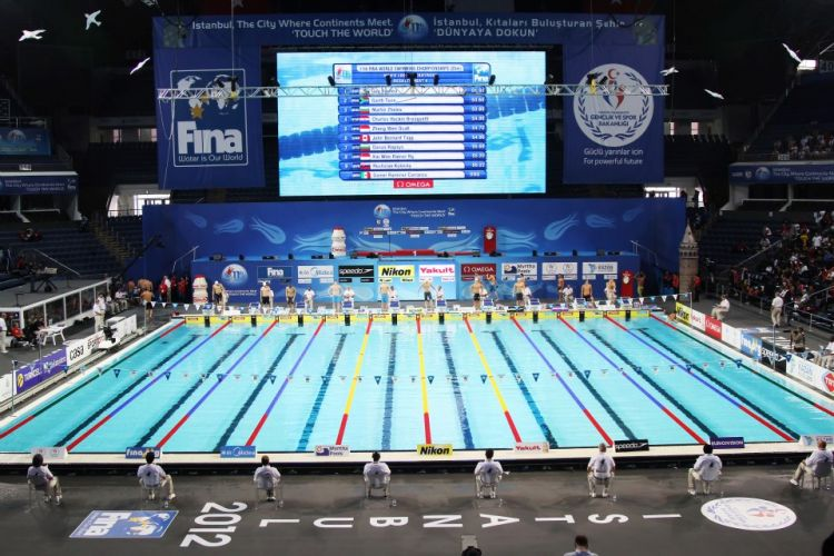 11th FINA WORLD SWIMMING CHAMPIONSHIPS