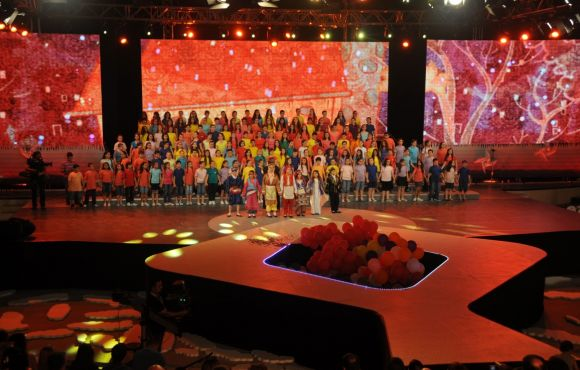 11th TRT POPULAR CHILD SONGS CONTEST