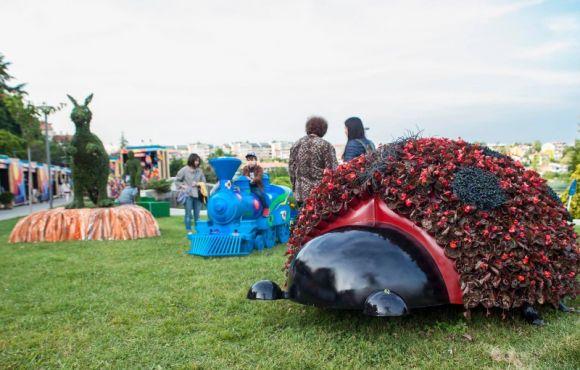 Beşiktaş International Flower and Garden Festival