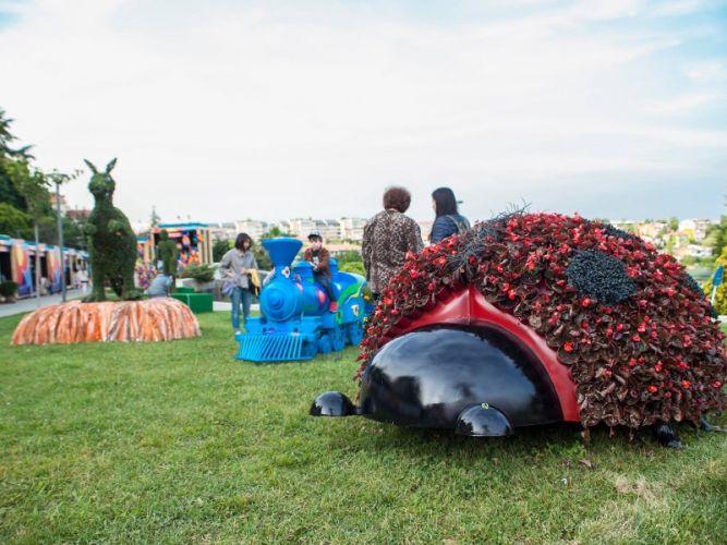 Beşiktaş Uluslararası Bahçe ve Çiçek Festivali