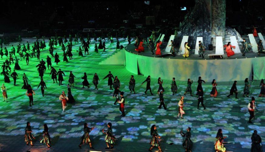 Eskişehir 2013 Kültür Başkenti Açılış Seramonisi