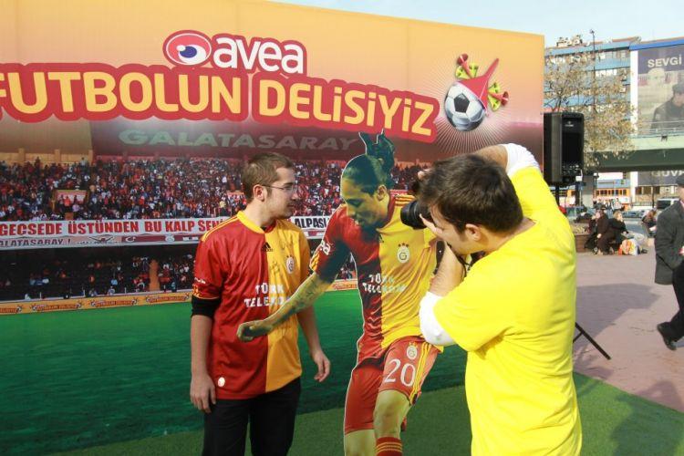 Galatasaray – Beşiktaş Derby Avea Events 2010