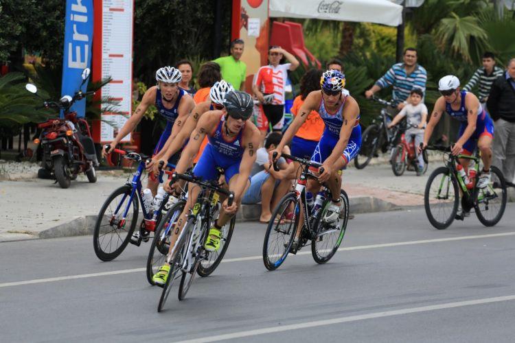 Antalya ITU Triathlon European Cup 2014