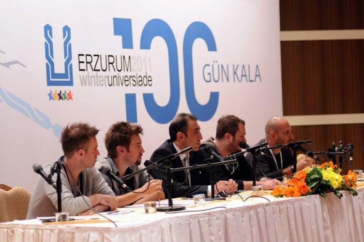 Countdown for Erzurum 2011 Winter Universiade