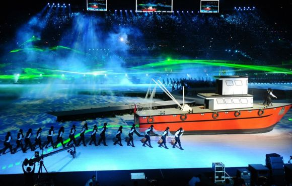 European Youth Olympic Festival 2011 Trabzon – Opening and Closing Ceremonies