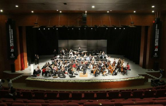 Bahçeşehir Center of Culture and Arts Opening