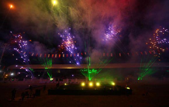 Denizli Turkish Traditional Sports Branches Festival