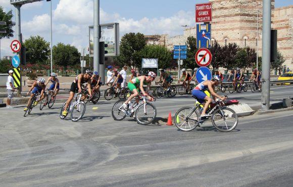 Istanbul ITU Triathlon European Cup 2013