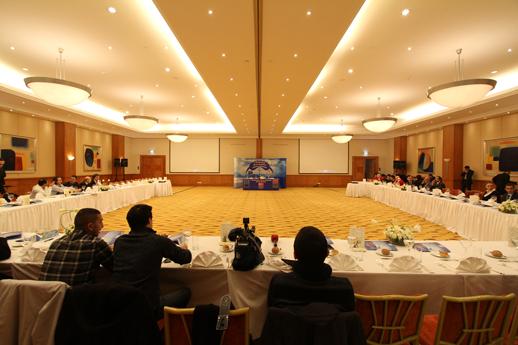 IBSA 2011 Dünya Oyunları Basın Toplantısı