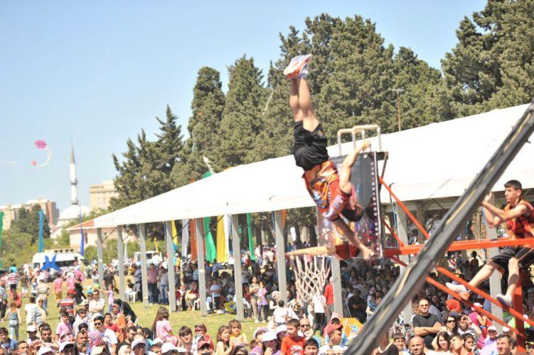 Küçükçekmece Belediyesi Uçurtma Festivali 2013